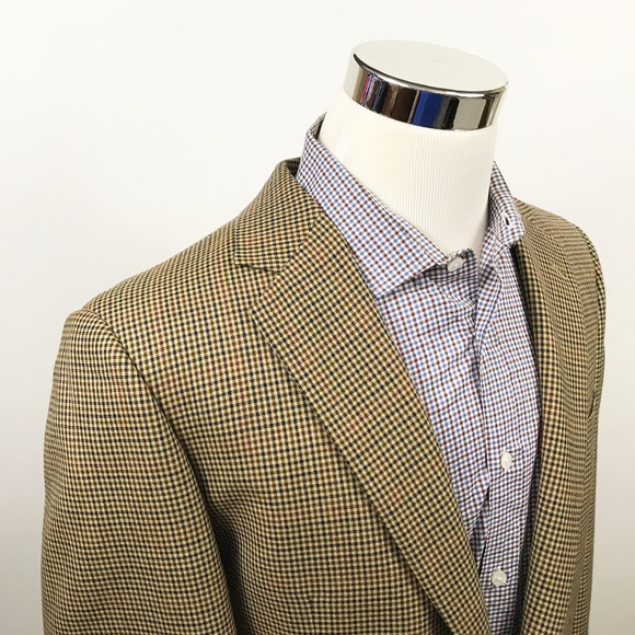 332504dea61 Brooks Brothers Other - Brooks Brothers 42R 1818 Madison Wool Sport Coat